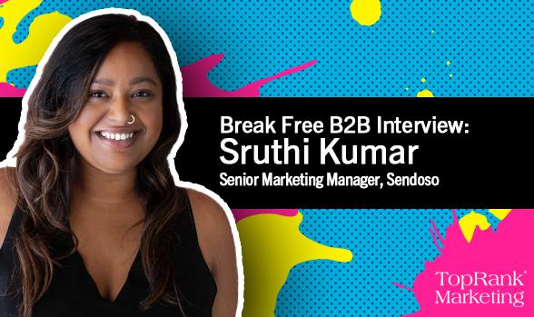 B2B: Sruthi Kumar sobre la creación de experiencias memorables