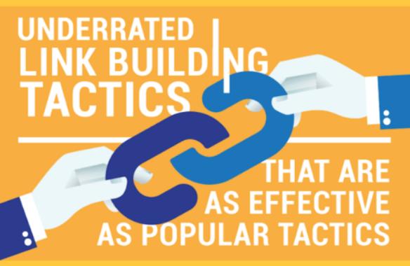 SEO: Tácticas subestimadas pero efectivas de conseguir enlaces