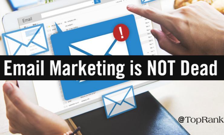 Email Marketing: NO está muerto, pero necesita actualizar
