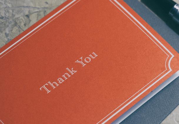 Diseño: 20 formas para la página de agradecimiento perfecta