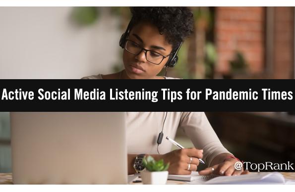 Redes Sociales: Escucha activa. Consejos para la era COVID-19