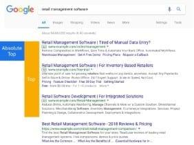 Diga adiós a la métrica de posición promedio en GoogleAds