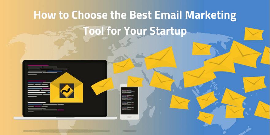 Elegir la mejor herramienta de email marketing para arrancar