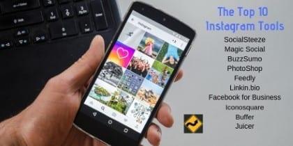 Las 10 mejores herramientas para Instagram