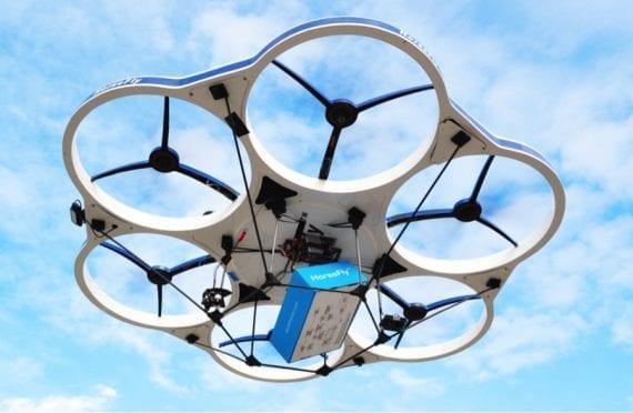 ¿La entrega por drone ayudará al comercio electrónico?