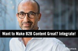 El gran contenido B2B no es bueno si nadie lo ve: solución aquí