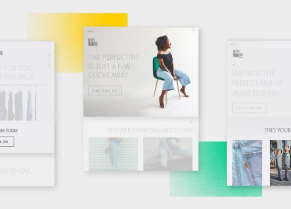 Diseño: Crear variantes de Landing Pages y optimizar con IA
