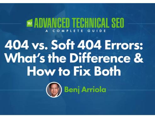 Error 404 vs error suave 404: ¿Diferencias y cómo solucionarlos?