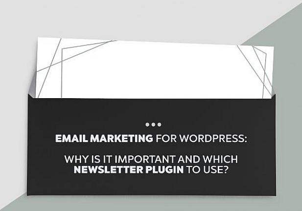 eMail Marketing:  En WordPress: ¿Por qué es importante?