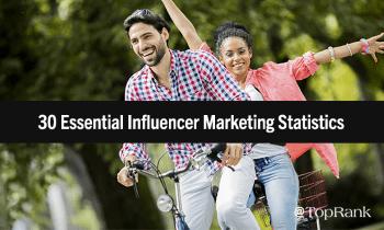 Influencer Marketing Statistics: 30 estadísticas para guiarlo