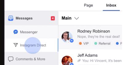Facebook presenta nuevas formas para comunicarse con el cliente