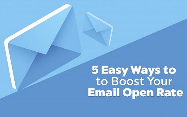 eMail Marketing: 5 formas de aumentar tu tasa de apertura