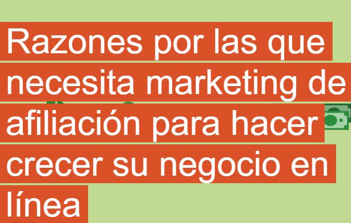 PYME: Razones por las que necesitas Marketing de afiliación