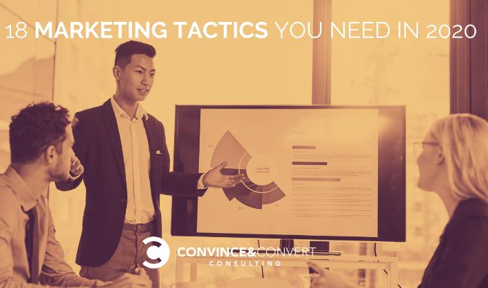 PYME: 18 tácticas de Marketing que necesitas en 2020