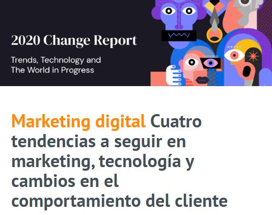 eCommerce: 4 tendencias sobre Marketing, tecnología y cliente