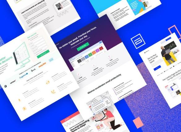Diseño: El status de las páginas de destino de SaaS en 2020