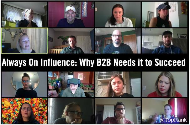Influencer: Qué es y por qué las marcas B2B lo necesitan