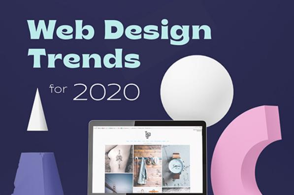 Diseño: Las 10 principales tendencias web para 2020