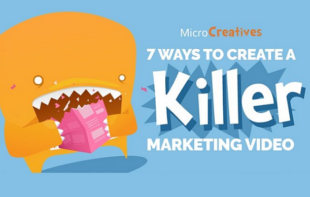 Diseño: 7 maneras de crear un Video Marketing brutal