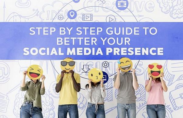 Redes Sociales: Guía paso a paso para mejorar tu presencia