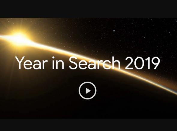 Google: Revela las principales tendencias de búsquedas de 2019