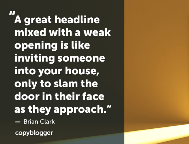 Contenido: formas de abrir tu publicación blog de manera explosiva