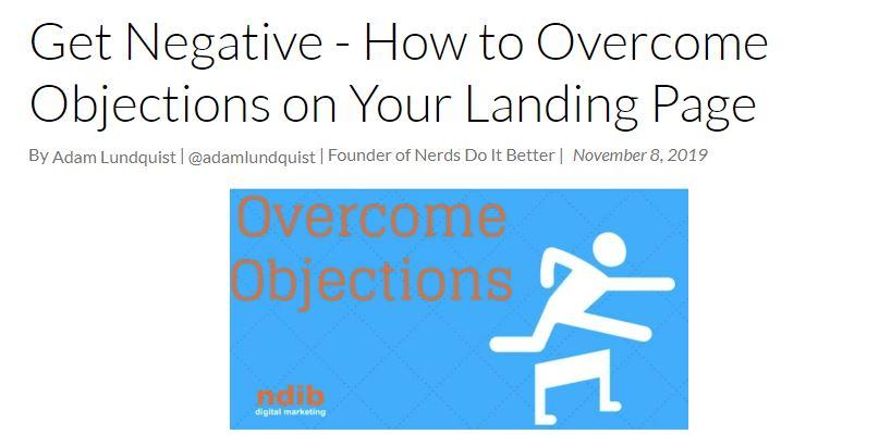 Diseño: Cómo superar los problemas en tu Landing