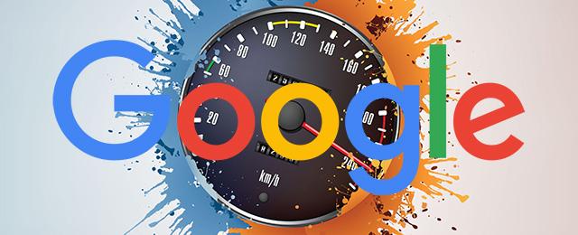 Google: No hay excepciones para las pruebas de velocidad