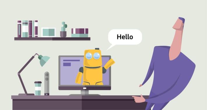 Humanos vs. Chatbots: ¿Quién va a dominar la atención al cliente?