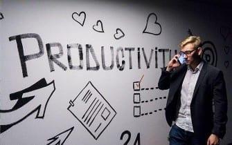 Las 10 aplicaciones más productivas para empresas