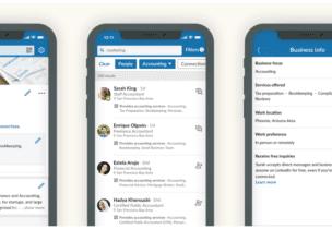 LinkedIn permite ya listar los servicios que ofreces en tu perfil