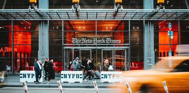 SEO: El New York Times pierde rango tras BERT