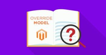 Cómo superar el Modelo en Magento2