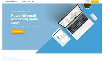 Las mejores alternativas de Mailchimp 2019
