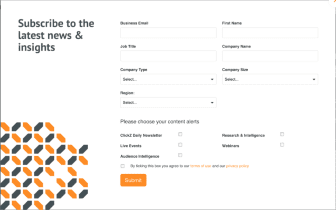 43 ideas de construcción de listas de correo electrónico