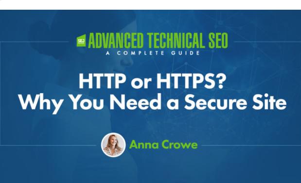eCommerce: HTTP o HTTPS? Por qué necesita un sitio seguro
